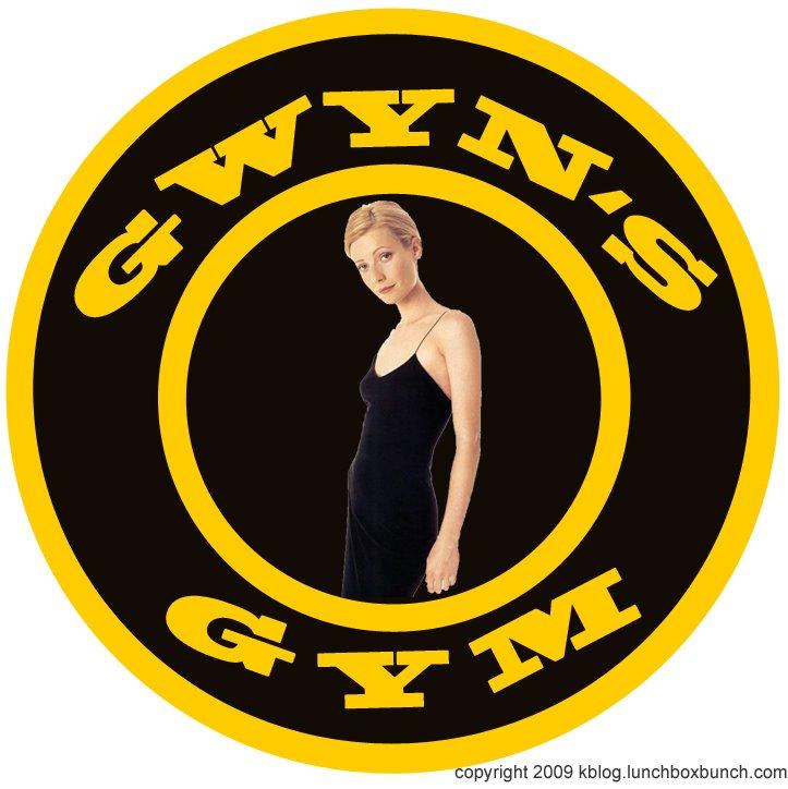 Gwyneth Paltrow Gym