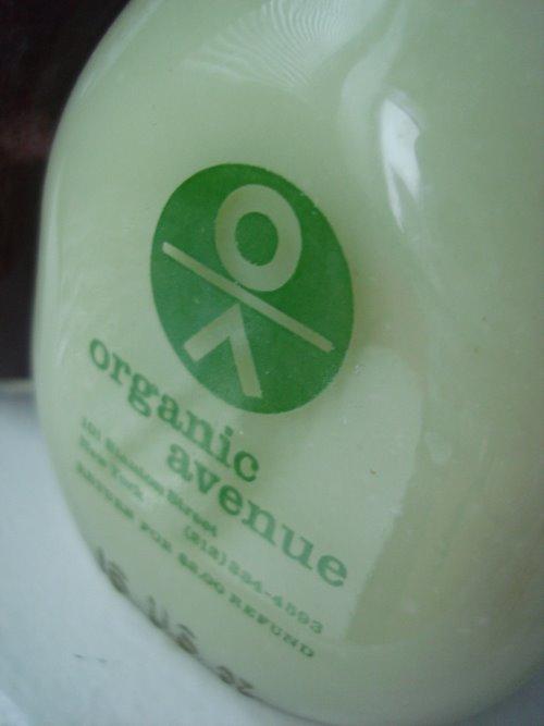 organic avenue soup