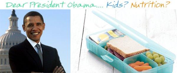 obama nutrition kids