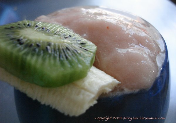 guave bana kiwi smoothie