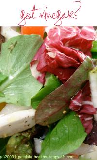 salad vinegar