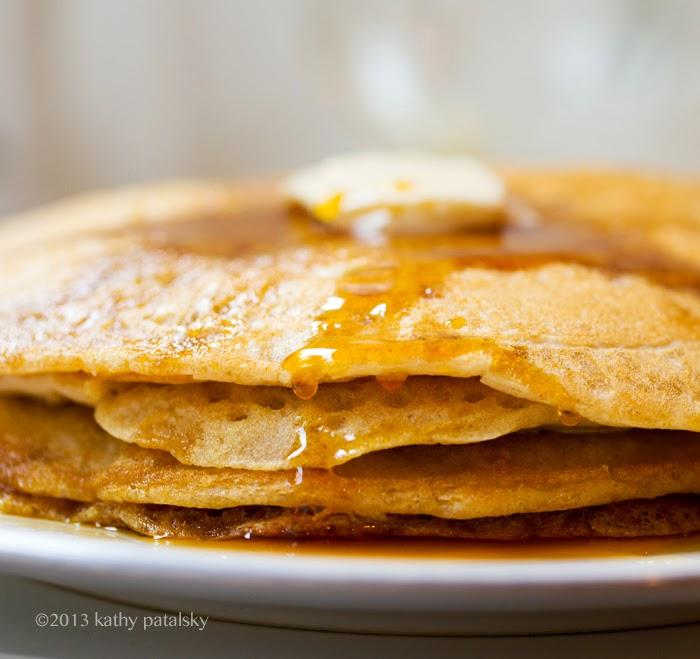 As Panquecas Vegan De Limão Mais Adoráveis.  Café da manhã com comida caseira. 88