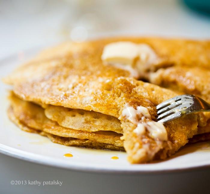 As Panquecas Vegan De Limão Mais Adoráveis.  Café da manhã com comida caseira. 98