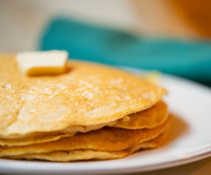 As Panquecas Vegan De Limão Mais Adoráveis.  Café da manhã com comida caseira. 94