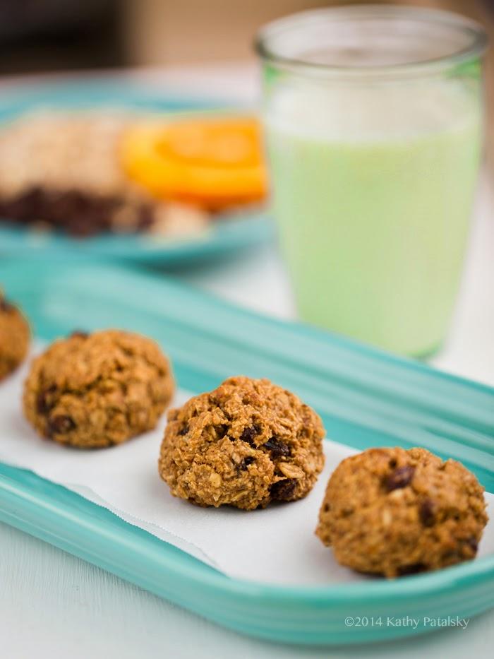 vegan milk and cookie bliss