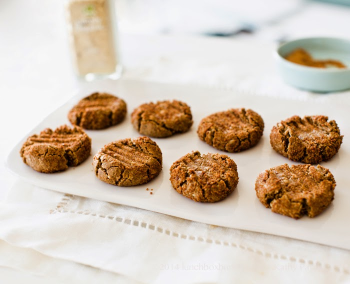 Ginger Snappy Crinkle Cookies