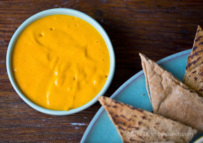 creamy cashew carrot ginger dressing