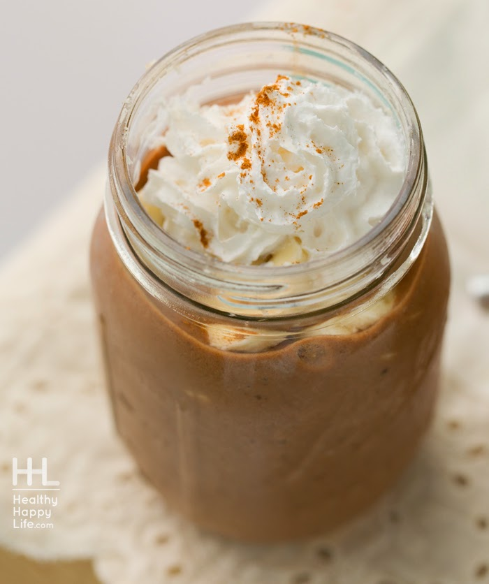 Dairy-Free Frozen Hot Cocoa