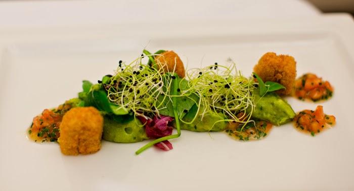 vegan salad hotel montana