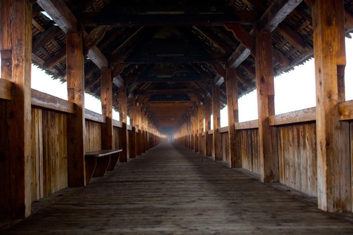 the chapel bridge