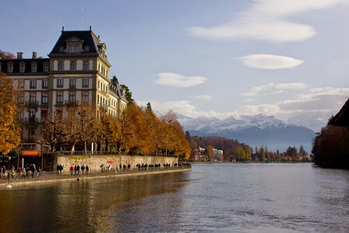 Beautiful Thun Switzerland