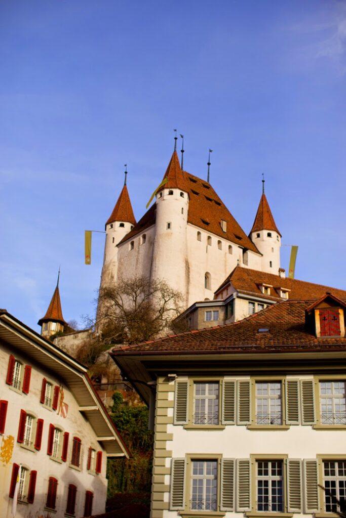 Castle in Thun