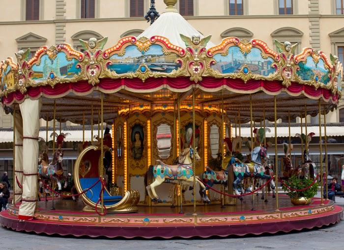 florence carousel