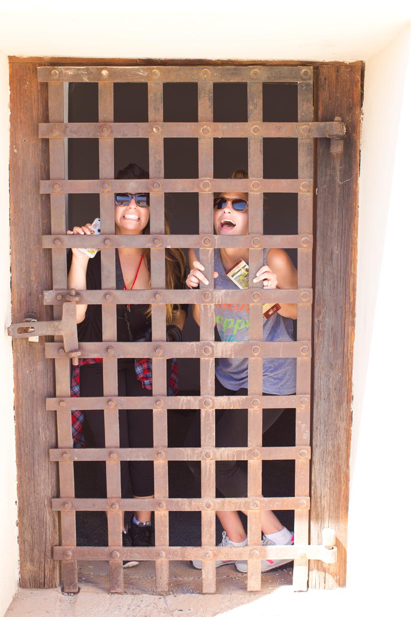 having fun in Yuma, bloggers