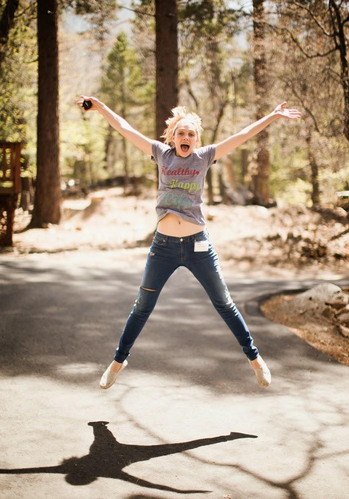 Kathy Patalsky jump