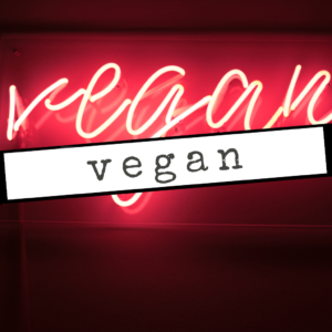 vegan topics