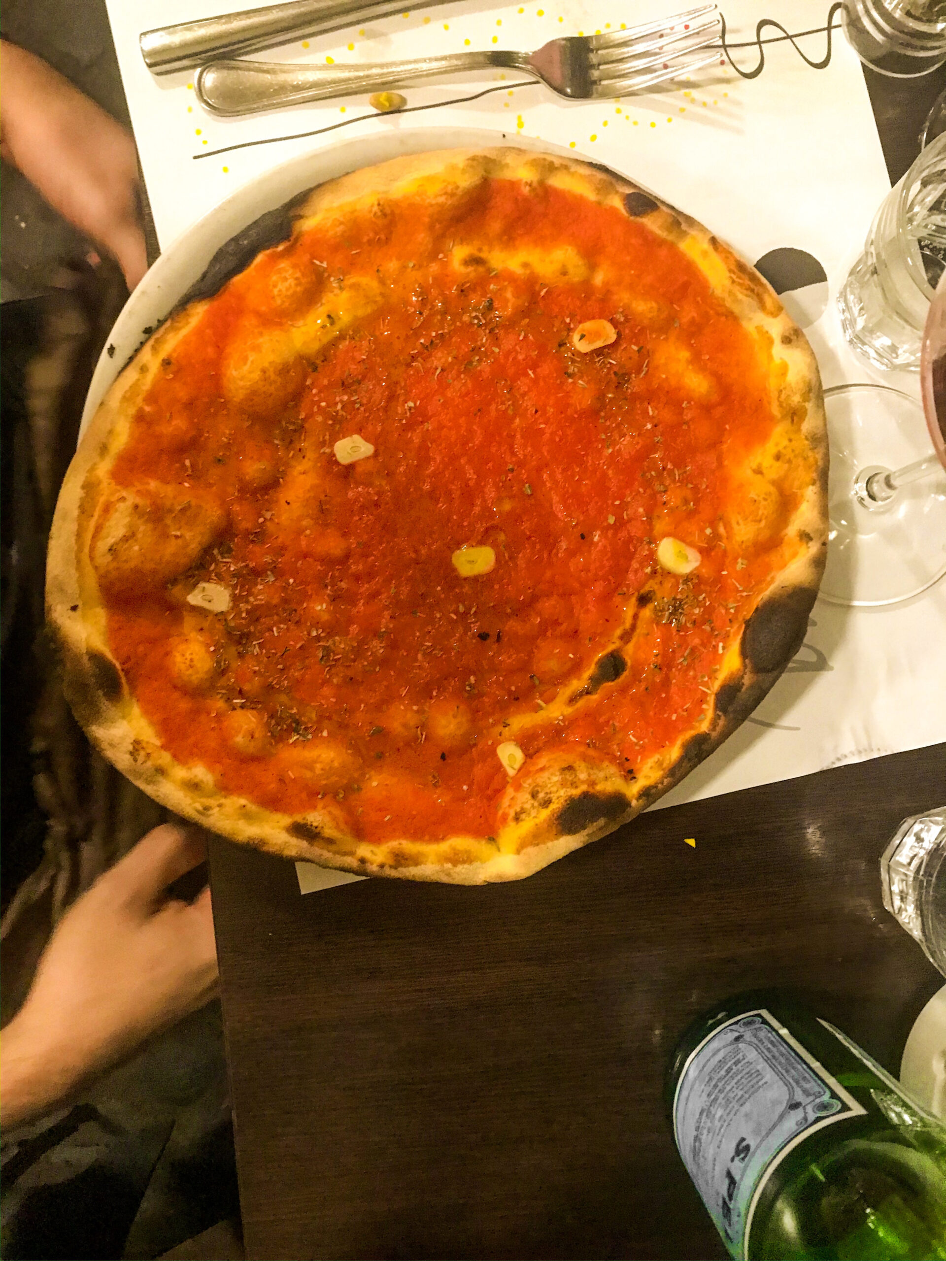 emma's pizza rome