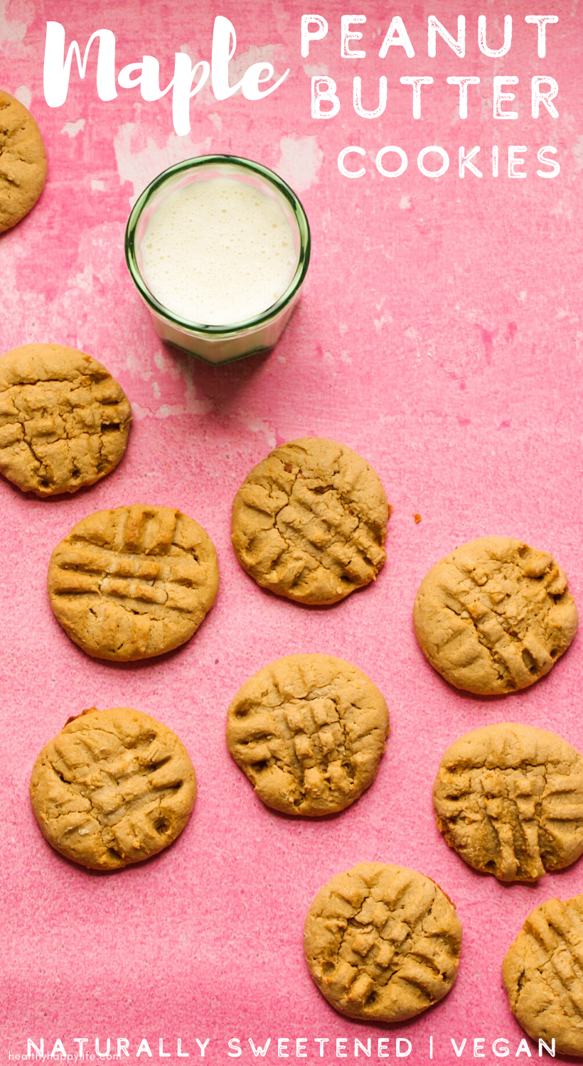 pin for peanut butter cookies