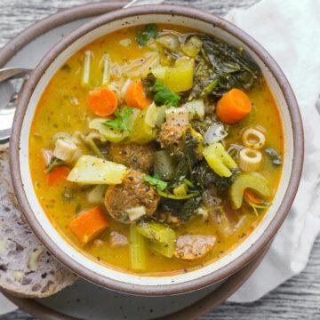 Winter Veggie Stew