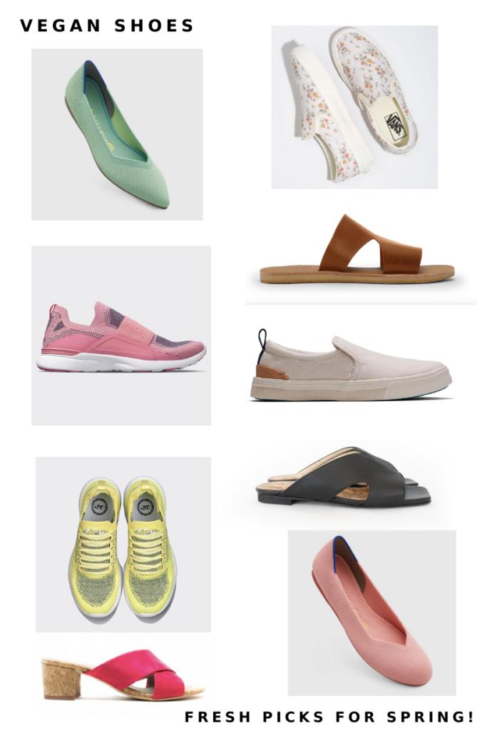 vegan shoes spring
