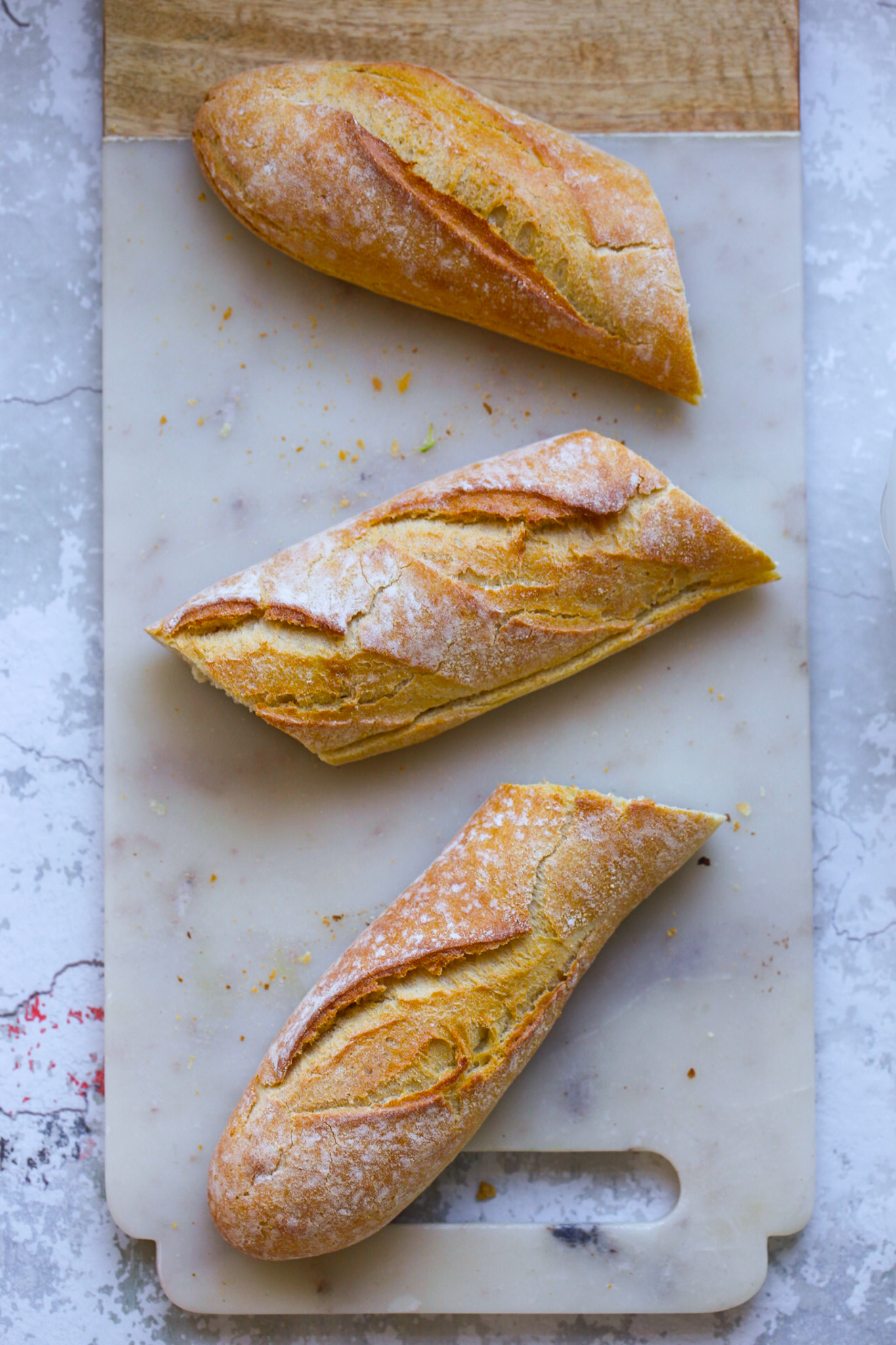 french bread for sandwiches