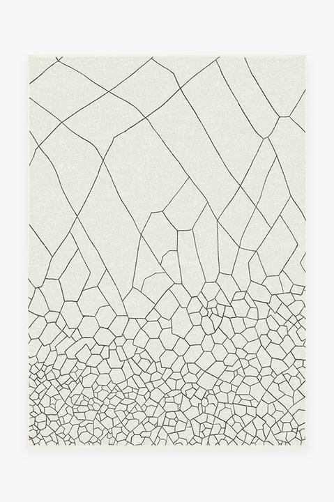 kella ruggable rug, 5 x 7