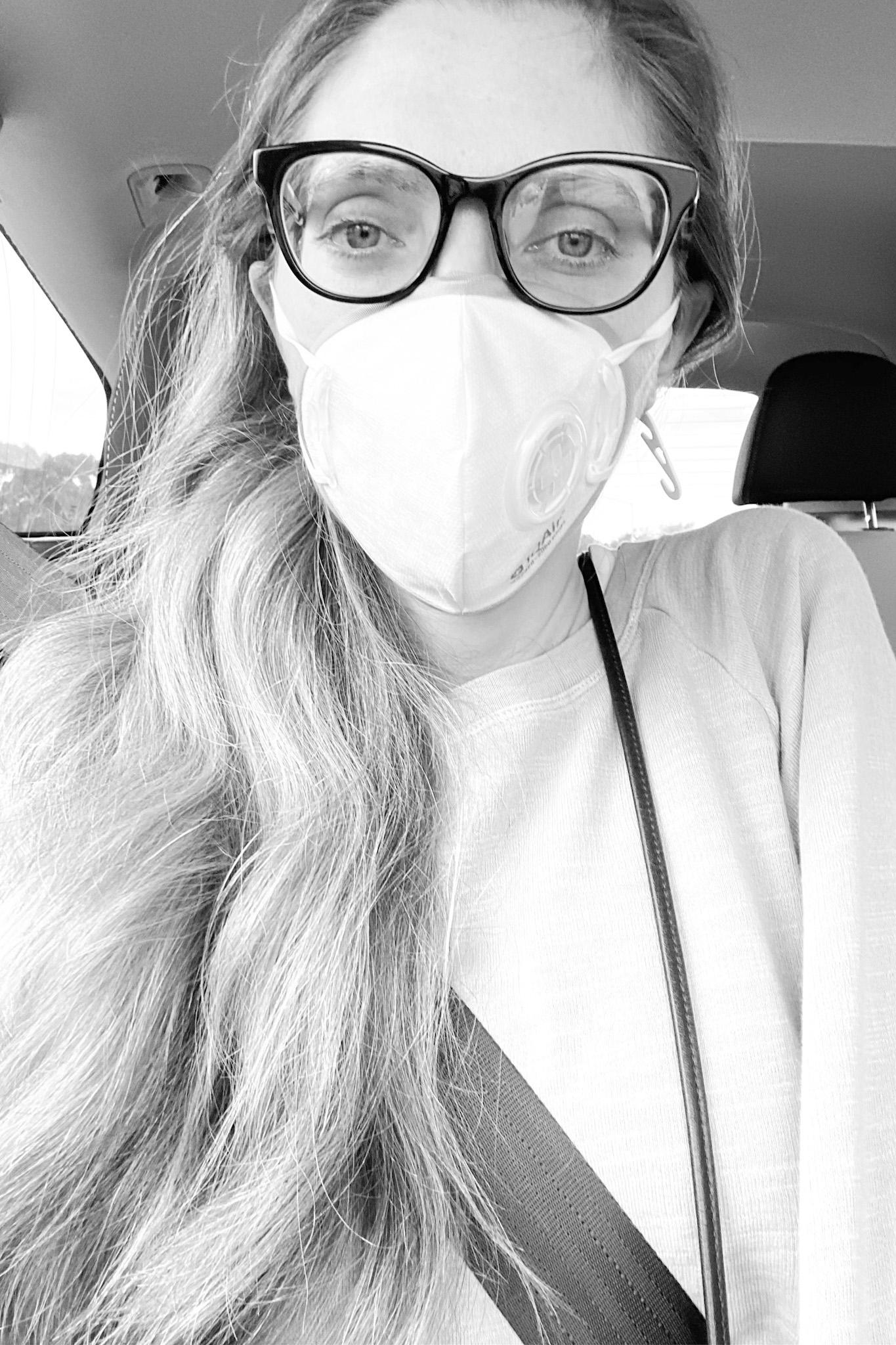 wearing a mask coronavirus