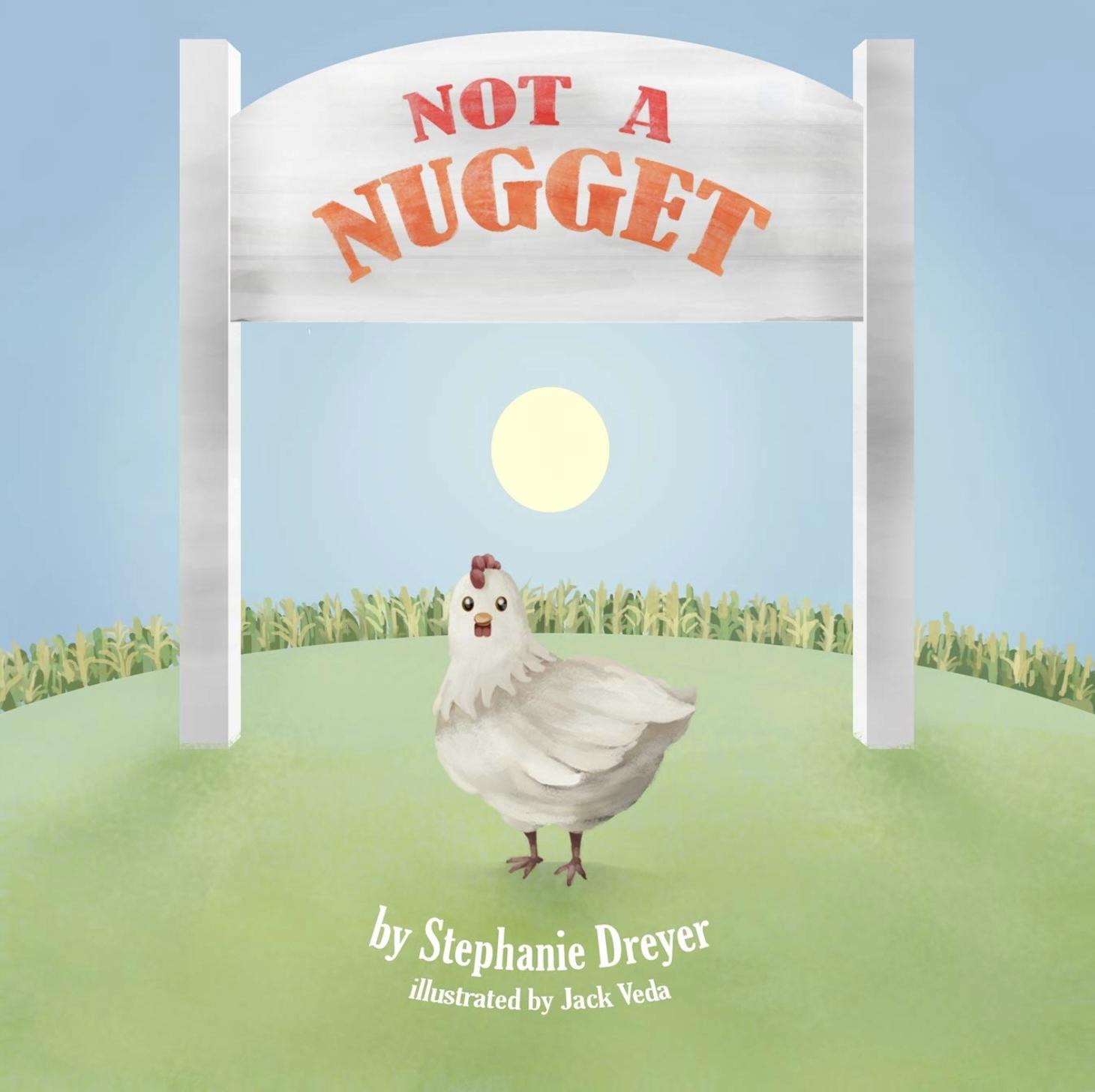 Not a Nugget children's book