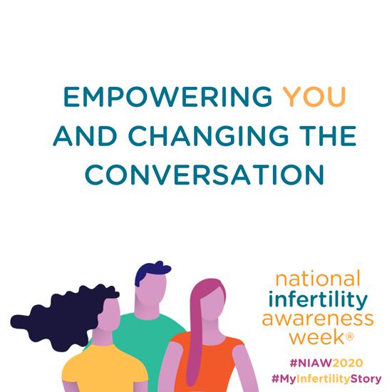 national infertility awareness week 2020