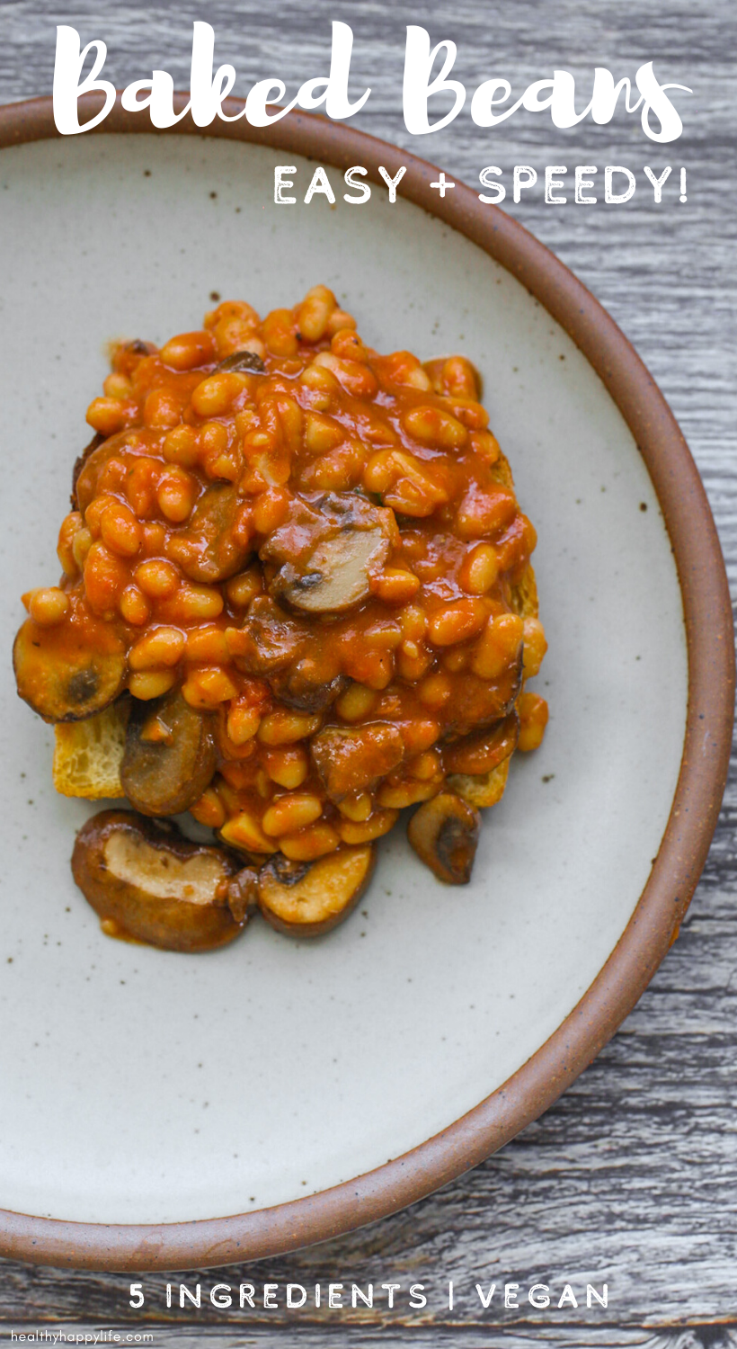easy baked beans pin