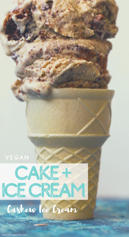 ice cream pin cake