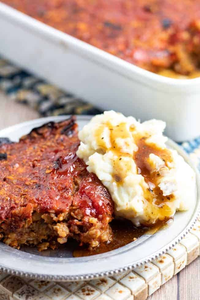 meatloaf casserole vegan
