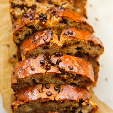 chickpea banana bread