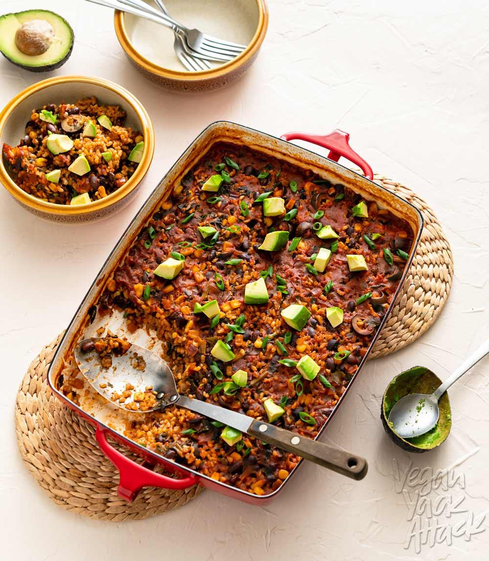 rice casserole