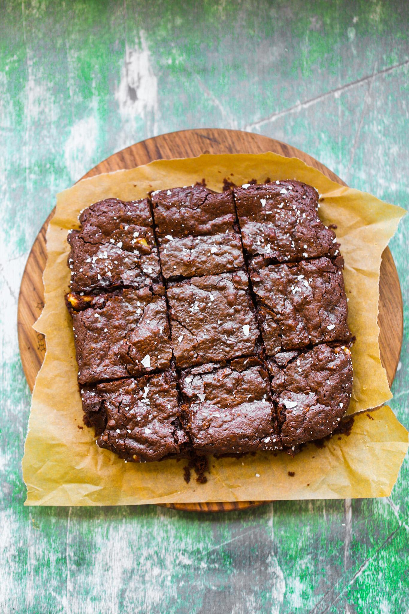 Crinkle Brownies