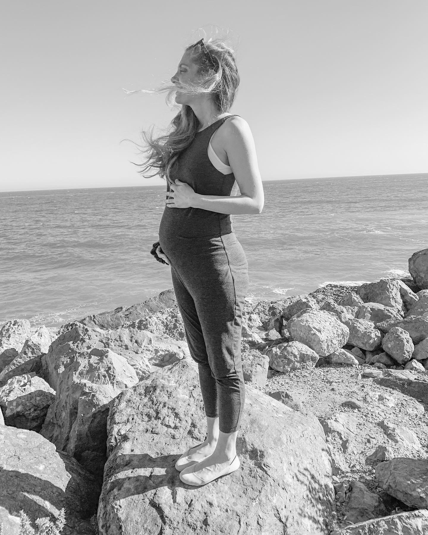 kathy patalsky pregnancy malibu beach