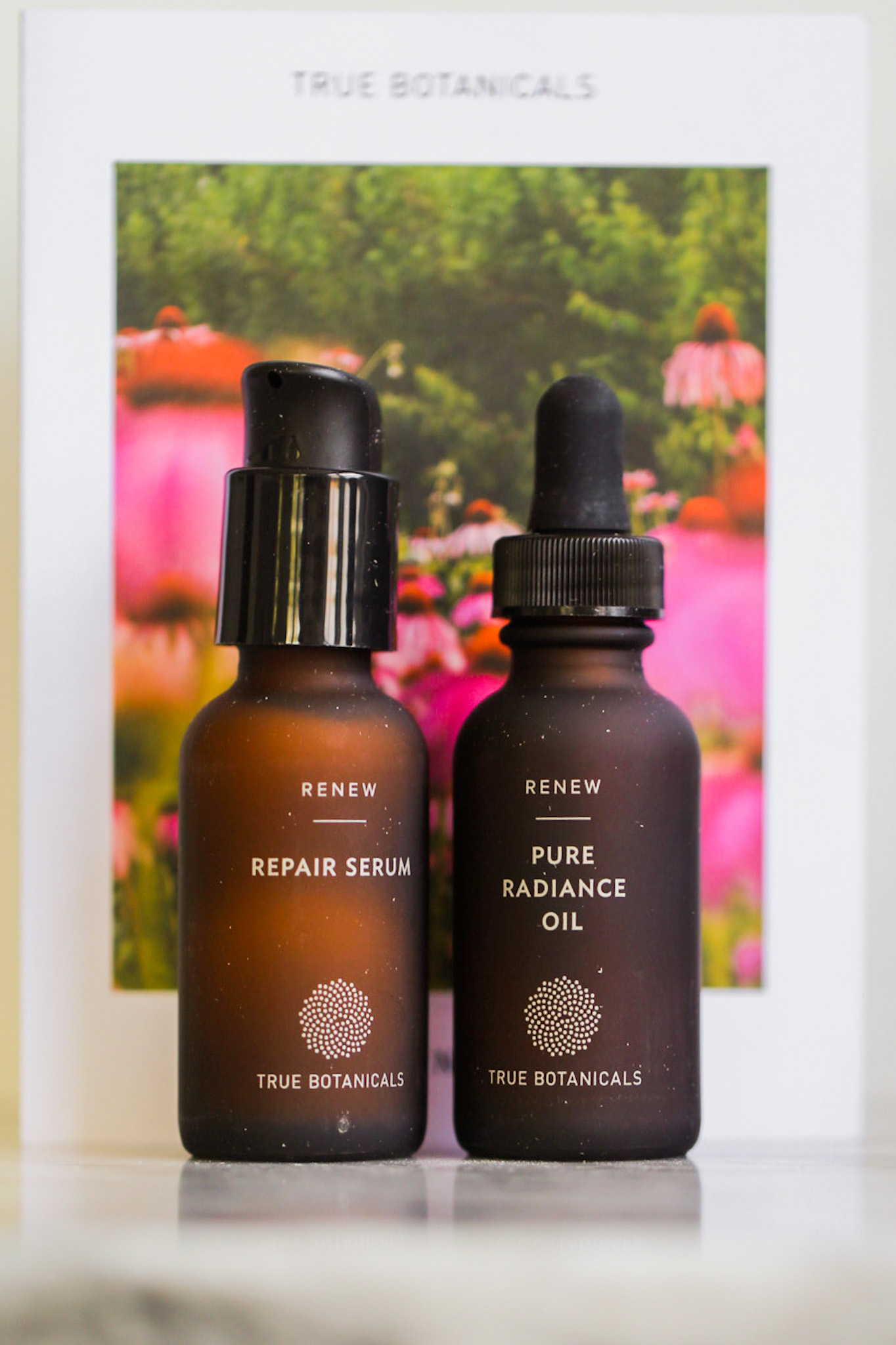 True Botanicals renew products