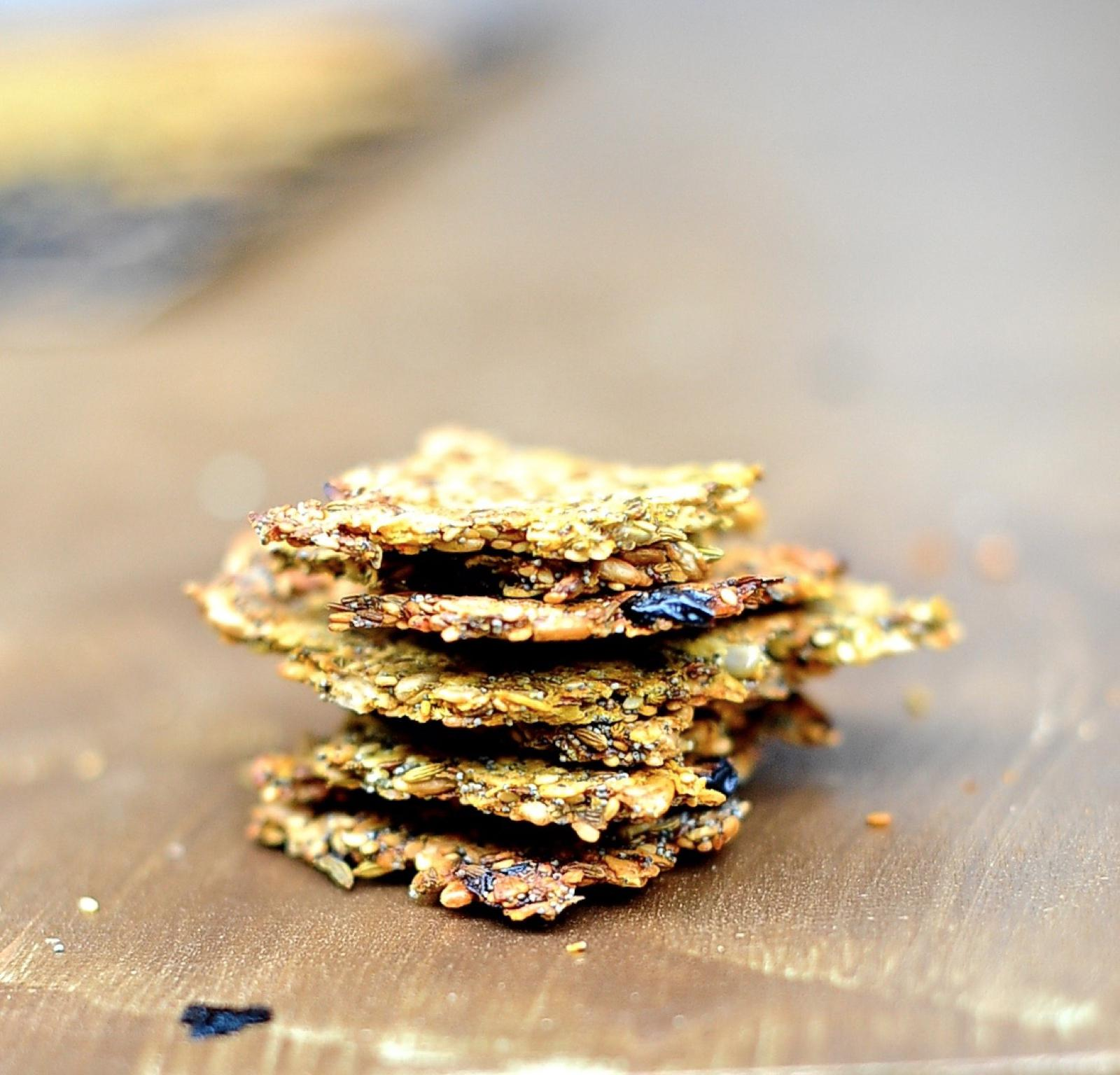 johanne's crackers