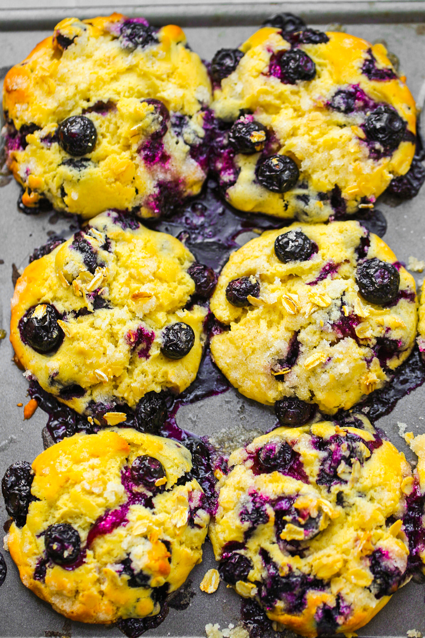 famous Fresh Blueberry Muffins