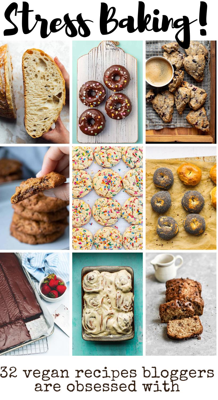 stress baking recipes 2020