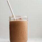 Simple Chocolate Protein Shake
