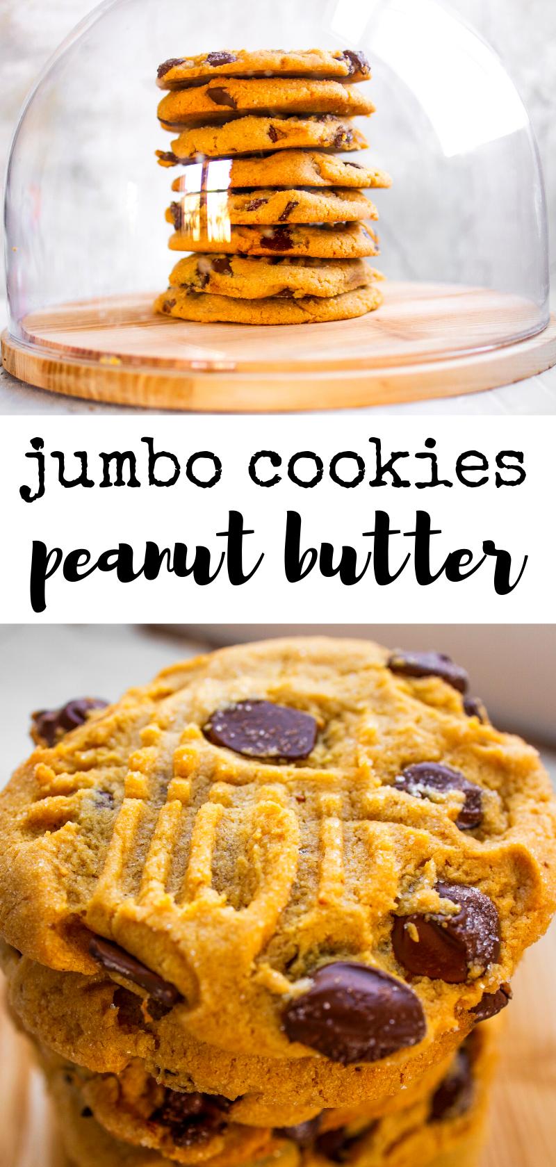 jumbo cookies pin