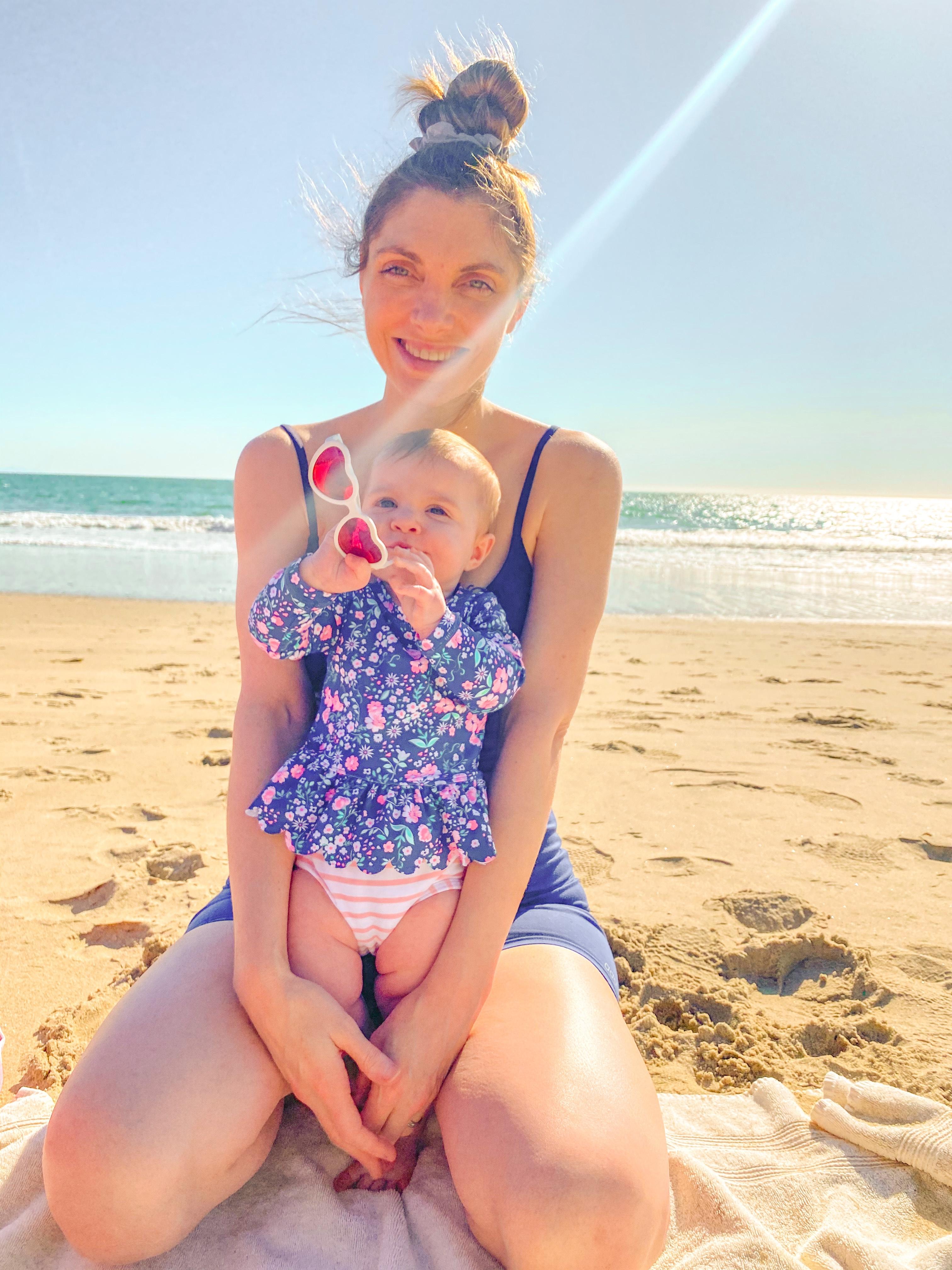 Kathy Rosalie beach