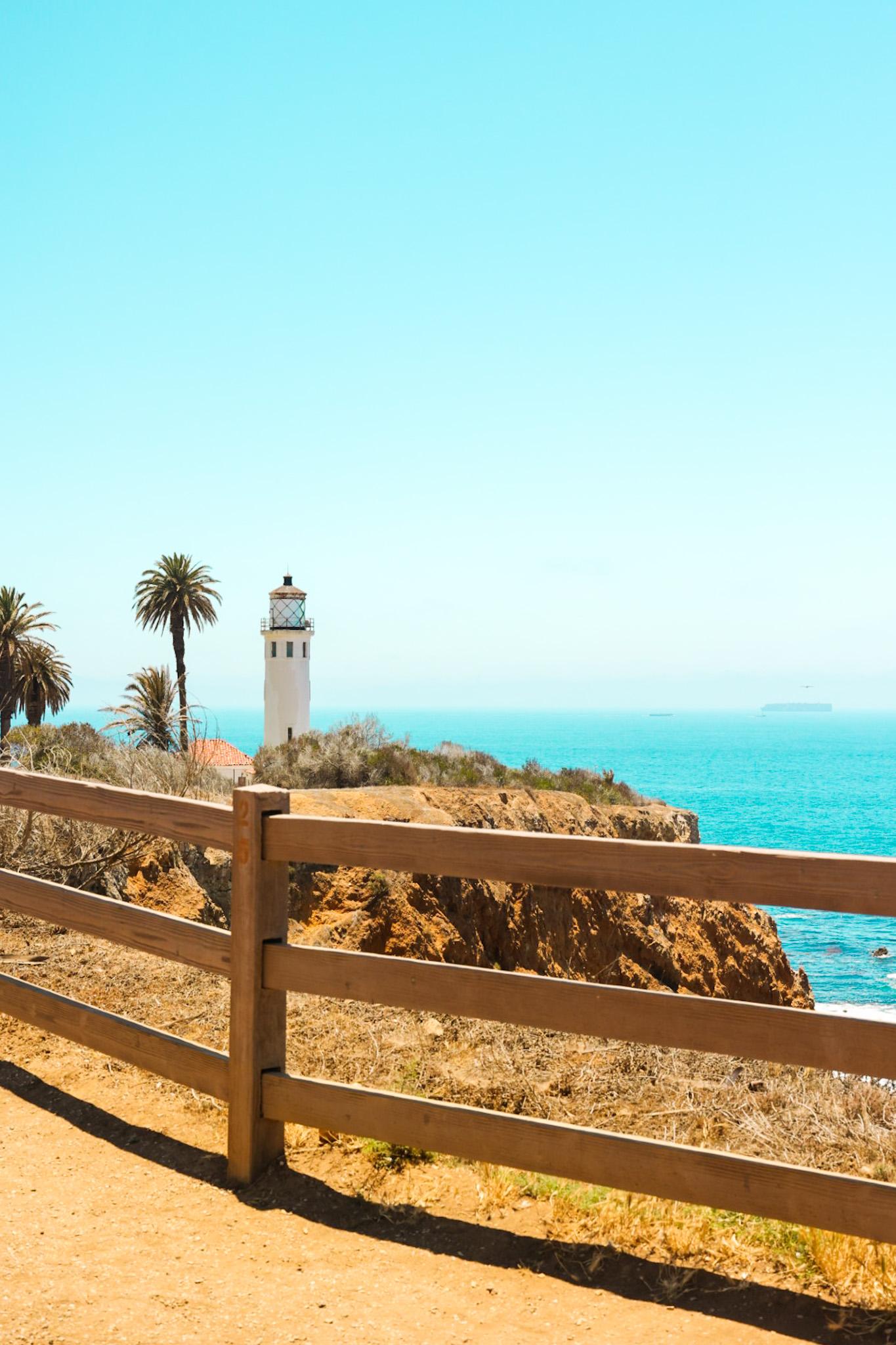 point vincente lighthouse palos verdes