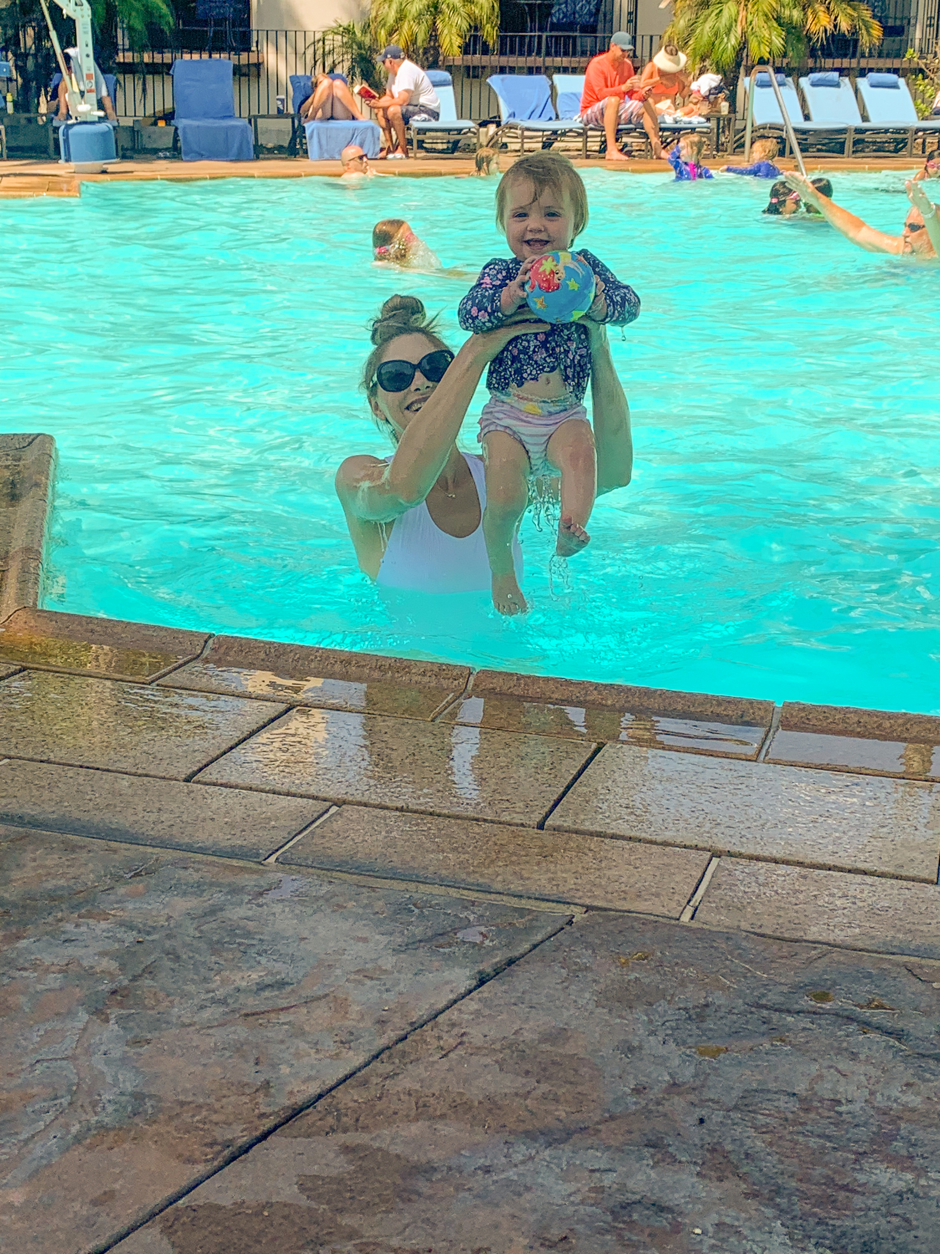 baccarat pool baby  ritz