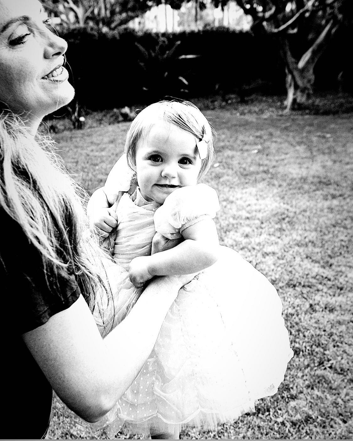 rosalie first birthday